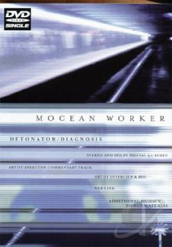 Mocean Worker: Detonator/ Diagnosis DVD Cover Art