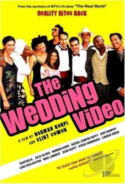 Wedding Video DVD Cover Art