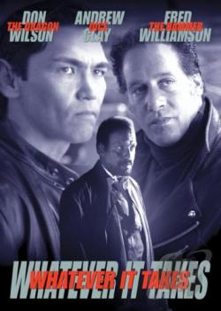 Whatever It Takes DVD Cover Art