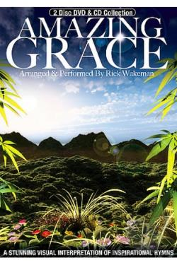 Rick Wakeman - Amazing Grace DVD Cover Art
