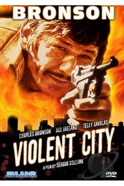 Violent City DVD Cover Art