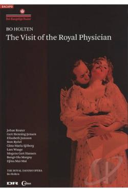 Visit of the Royal Physician DVD Cover Art
