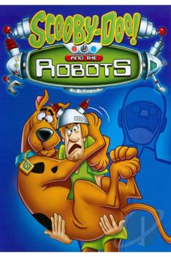 Scooby-Doo! and the Robots DVD Cover Art