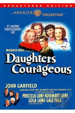 Daughters Courageous DVD Cover Art