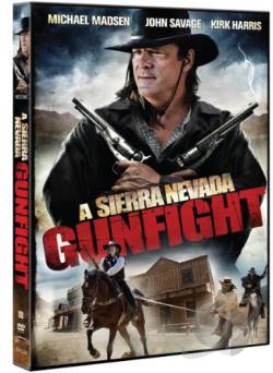 Sierra Nevada Gunfight DVD Cover Art