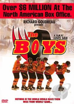 Boys DVD Cover Art