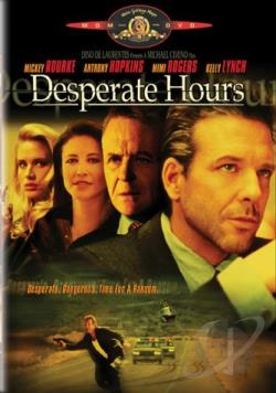 Desperate Hours DVD Cover Art