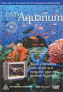 DVD Aquarium DVD Cover Art