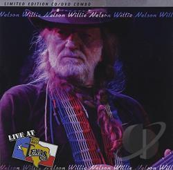 Nelson, Willie - Live At Billybob's: Jewel Case DVD Cover Art