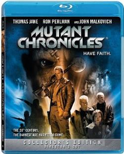 Mutant Chronicles BRAY Cover Art