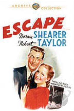 Escape DVD Cover Art