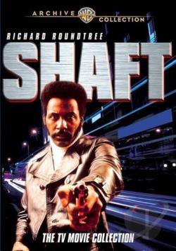 Shaft: The TV Movie Collection DVD Cover Art