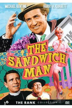 Sandwich Man DVD Cover Art