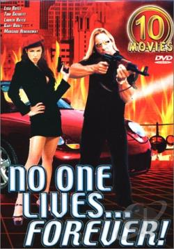 No One Lives Forever - 10 Movie Set DVD Cover Art