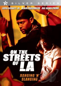 On The Streets Of LA: Dangerous Relations DVD Cover Art