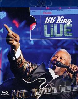 B.B. King - Live BRAY Cover Art