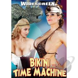 Bikini Time Machine DVD Cover Art