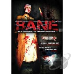Bane DVD Cover Art