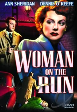 Woman on the Run DVD Cover Art