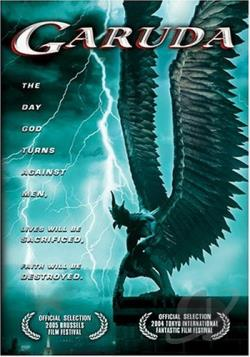 Garuda DVD Cover Art