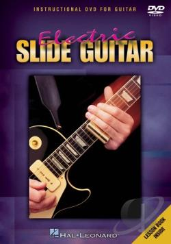 Electric Slide Guitar DVD Cover Art