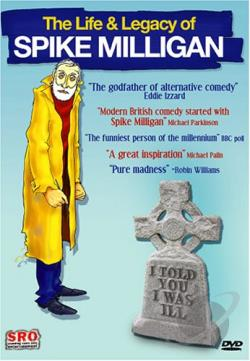 Life and Legacy of Spike Milligan DVD Cover Art