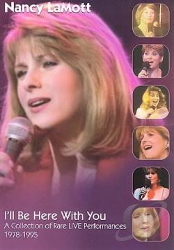 I'll Be Here With You - A Collection of Rare Live Performances 1978-1995 DVD Cover Art