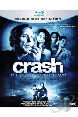 Crash - The Complete First Season BRAY Cover Art