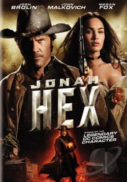 Jonah Hex DVD Cover Art