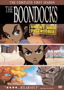 Boondocks - Complete First Season DVD Cover Art