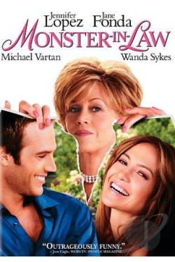 Monster-in-Law DVD Cover Art