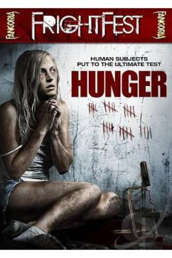 Fangoria FrightFest: Hunger DVD Cover Art