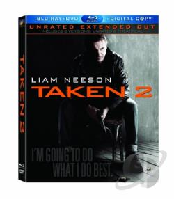Taken 2 BRAY Cover Art
