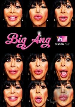 Big Ang: Season 1 DVD Cover Art