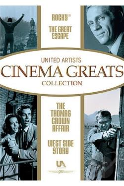 Best of United Artists Gift Set - Vol. 2 DVD Cover Art