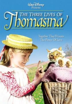 Three Lives of Thomasina DVD Cover Art
