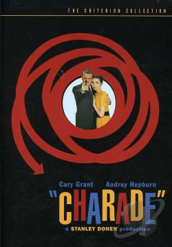 Charade DVD Cover Art