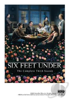 Six Feet Under - The Complete Third Season DVD Cover Art