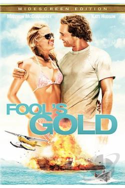 Fool's Gold DVD Cover Art