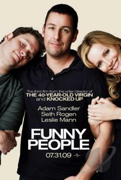Funny People DVD Cover Art