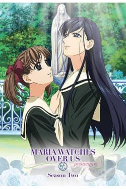 Maria Watches Over Us - Season 2 DVD Cover Art