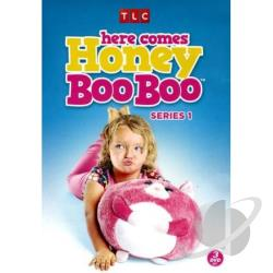 Here Comes Honey Boo Boo-Season 1 DVD Cover Art