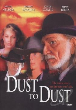 Dust To Dust DVD Cover Art