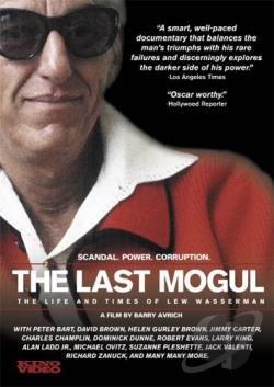 Last Mogul DVD Cover Art