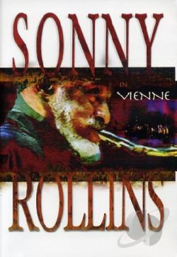 Sonny Rollins In Vienne DVD Cover Art