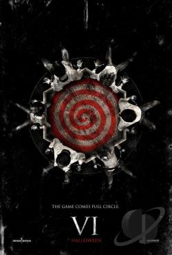Saw VI DVD Cover Art