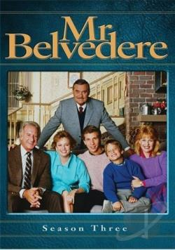 Mr. Belvedere - The Complete Third Season DVD Cover Art