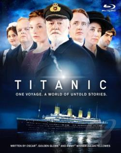 Titanic BRAY Cover Art