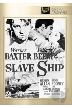 Slave Ship DVD Cover Art