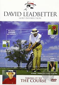 David Leadbetter - Taking it to the Course DVD Cover Art